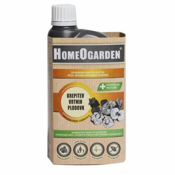 HOMEOGARDEN-JAČANJE VRTNIH PLODOVA homeopatski proizvod 750 ml