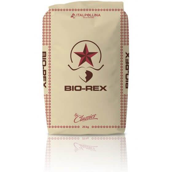 BIO-REX organsko peletirano gnojivo (konjski i goveđi stajnjak)