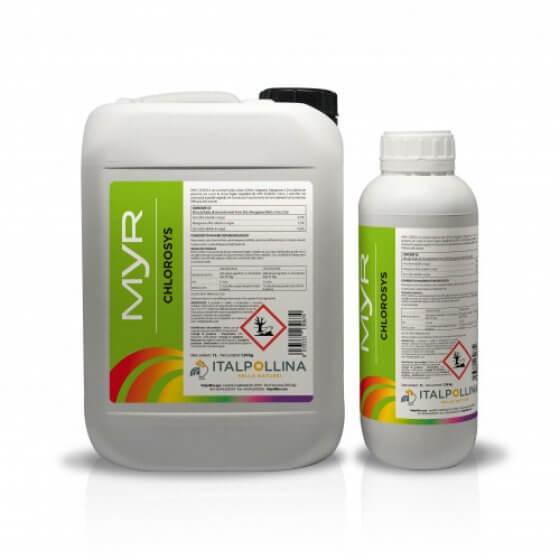 MYR CHLOROSYS gnojivo za prevenciju i liječenje kloroze lišća