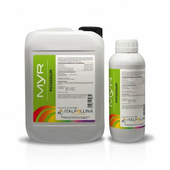 MYR POTASSIUM (kalij) organsko-mineralno gnojivo NK 3-12