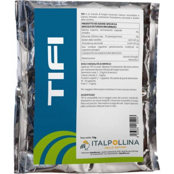 TIFI Mikro prah Trichoderma atroviride soj 898G i Glomus spp.
