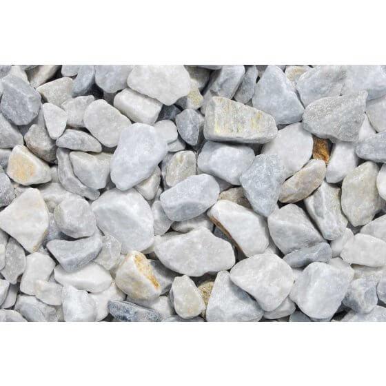 Kamen ukrasni lomljeni OBLAČNO BIJELI (mramor)