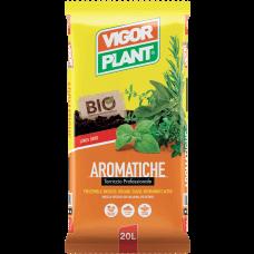 Supstrat za uzgoj aromatskih biljaka BIO 20 l AROMATICHE