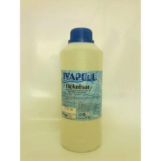 Flokulant (sredstvo za bistrenje vode) IVAPOOL 1 l