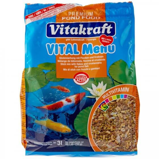 VITAKRAFT VITAL MENU 3 L
