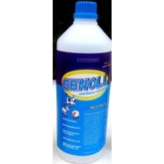 GENOLL bez pjene 1 l deterdžent za mljekarstvo