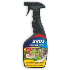 BROS tekućina protiv mahovine, algi i lišajeva  500 ml