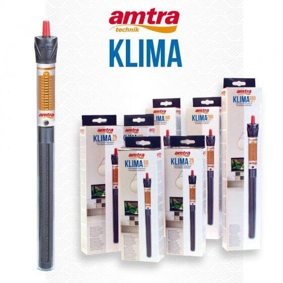 AMTRA KLIMA 50 W automatski grijač za akvarij