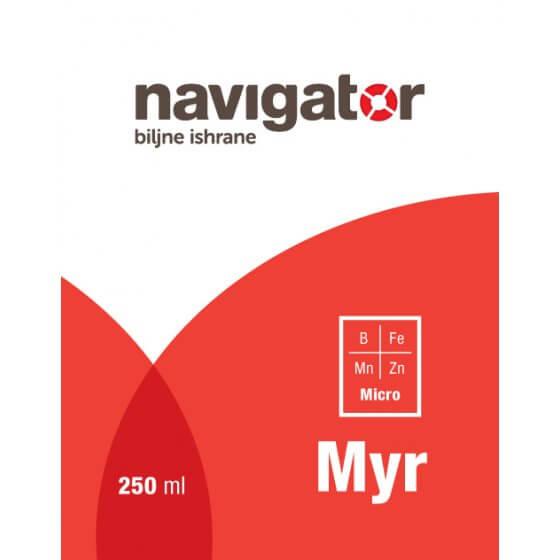 MYR MICRO (MIX) tekuća mješavina mikroelemenata 250 ml