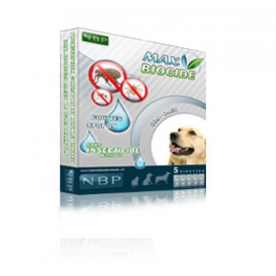 ANTIPARAZITSKE AMPULE za pse MAX BIOCIDE (5 kom)