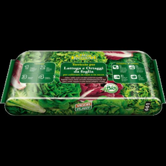 Supstrat za uzgoj salate i lisnatog povrća (BIO)