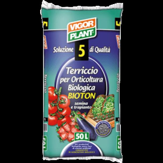 Supstrat za organski (ekološki) uzgoj u vrtu