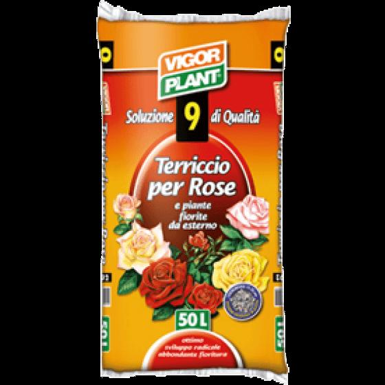 Supstrat za uzgoj ruža i cvjetnica