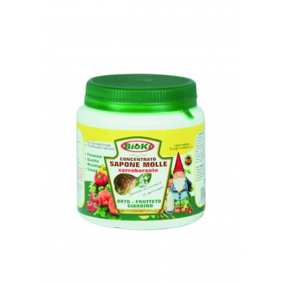 MEKI (KALIJEV) SAPUN (B) KONCENTRAT ojačivač i prirodni stimulator obrane biljke