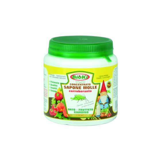 MEKI (KALIJEV) SAPUN (C) KONCENTRAT ojačivač i prirodni stimulator obrane biljke