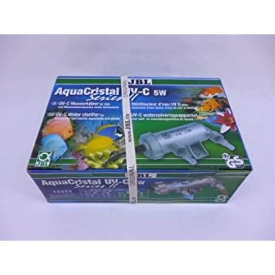 JBL AQUACRISTAL UV-C 5 W Series II pročiščivać vode