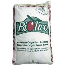 BIOLIVO organsko peletirano gnojivo s dušikom i borom