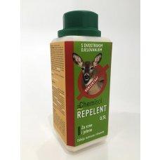 CHEMISOL repelent za srne i jelene 0,5 L