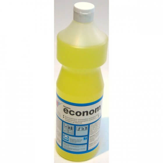 Koncentrirano pH neutralno sredstvo za pranje posuđa ECONOM 1/1