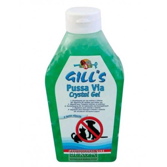 Gel za odbijanje životinja GILLS PUSSA VIA crystal gel 225 gr.