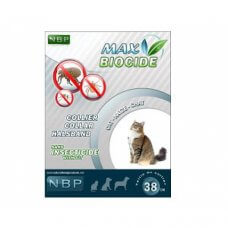 ANTIPARAZITSKE AMPULE za mačke MAX BIOCIDE (5 kom)