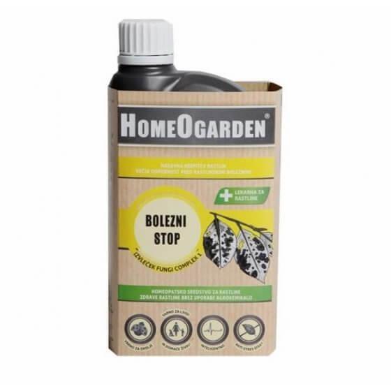 HOMEOGARDEN-BOLESTI STOP homeopatski proizvod 750 ml