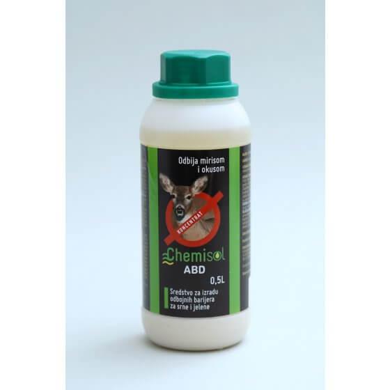 CHEMISOL repelent, sredstvo za odbijanje za srne i jelene