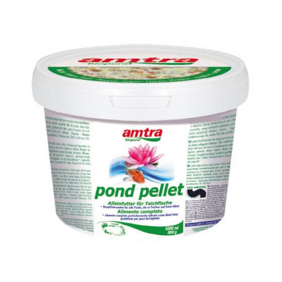 AMTRA BIOPOND POND PELLET 5500 ml