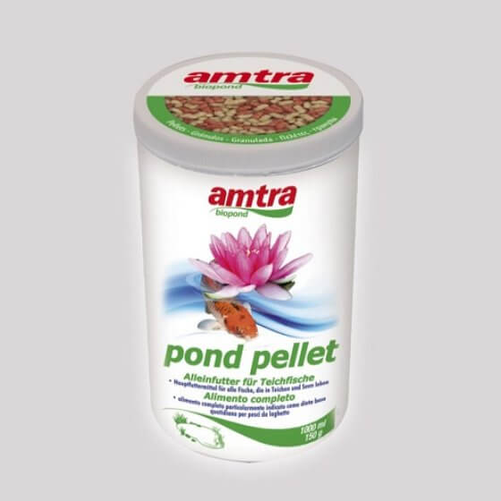 AMTRA BIOPOND POND PELLET 1000 ml