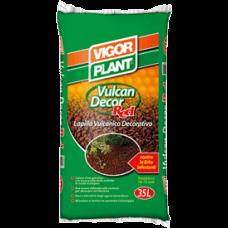 Vulkanski kamenčići (lapili) VULCAN DECOR RED 10/1