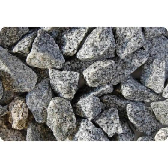 """Kamen ukrasni lomljeni GRANIT """"Sol i papar"""""""