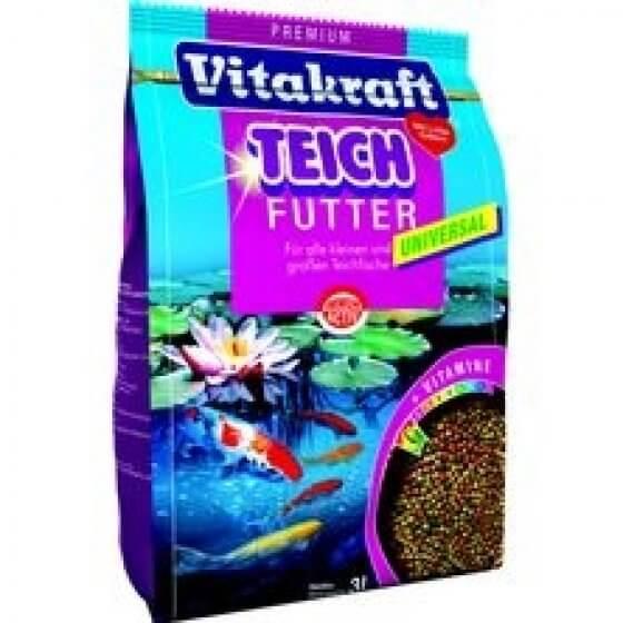 VITAKRAFT POND UNIVERSAL 3 l hrana za ribe u ribnjacima