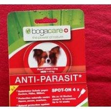 ANTIPARAZITSKE AMPULE za male pse BOGACARE